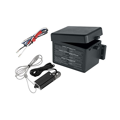 (Fulton Bargman 50-85-312 Breakaway (System with ABCD Charger for 1 to 3 Axle Trailers with Electric Brakes))