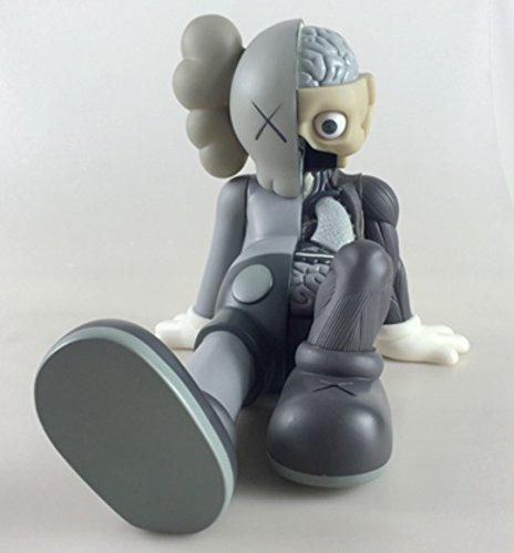 b2986c61 12 Inch Sit Sitting Kaws BFF Dissected Companion Original Fake Art Toys  Action Figure Figurine Plush Doll Toy Model Statue Accessories Collection 3  Color ...