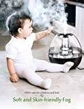 Homasy Humidifier, Upgraded Cool Mist Humidifiers