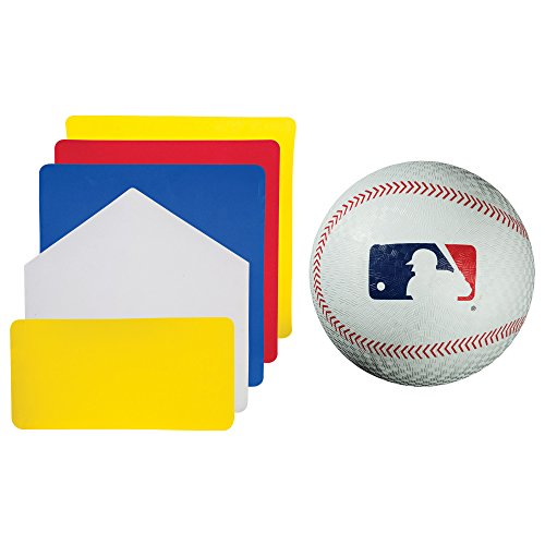 Franklin Sports MLB Youth Kickball Set