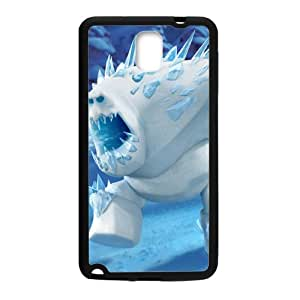 Warm-Dog Frozen Marshmallow Cell Phone Case for Samsung Galaxy Note3