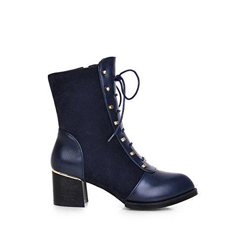 1TO9 - zapatilla baja mujer Azul