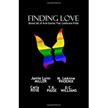 Finding Love: Boxed Set of M/M Stories That Celebrate Pride