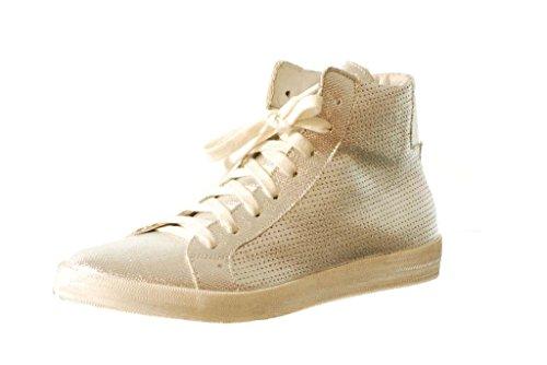 Sneakers Turnschuhe aus Leder Slipper Sportlich Damen RIPA shoes - 05-6105