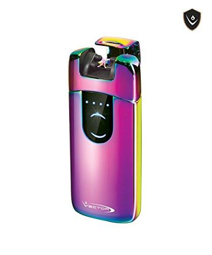 Vector KGM Electron Arc Flame Lighter - India Prizm