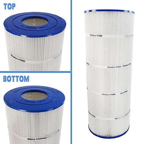 Pool Cleaner Replacement Parts Jandy CT-50 WATERCO CC50 PJAN50 FC-5155 C-7448 A0103600 PLEATCO Filter Cartridge
