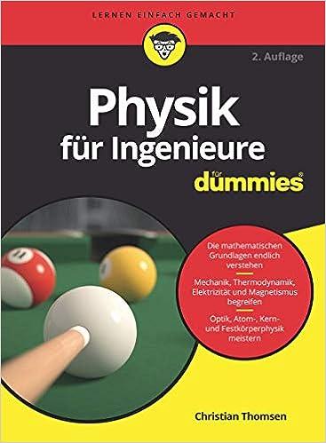physik fr ingenieure fr dummies