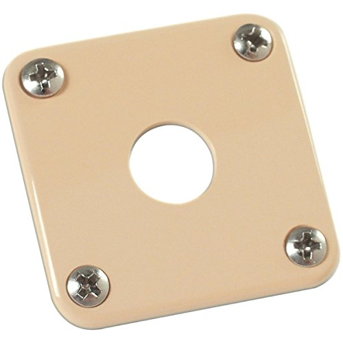 - Gibson Gear PRJP-030 Jack Plate, Creme Plastic