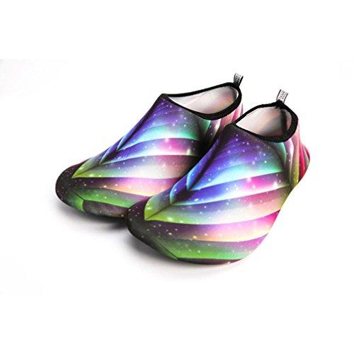 Shoes Socks Yoga Clearance Beach Men Water Multicolor Diving Aqua Women Swim Litetao Exercise for Dance qS1fwF