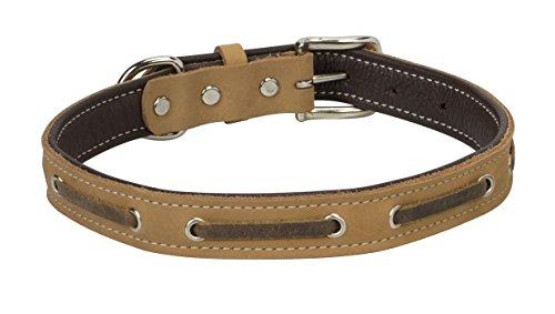 Weaver Pet Deck Dog Collar Top Deck Chocolate