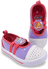 PAW Patrol Casual Canvas Shoe for Toddler Girls feat. Skye and Everest