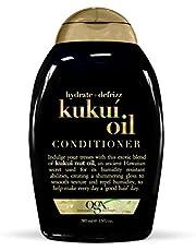 OGX Hydrate plus Defrizz Kukuí Oil Conditioner, 385ml