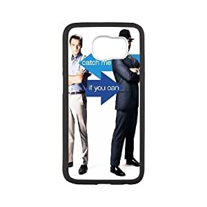 Catch Me If You Can Samsung Galaxy S6 Cell Phone Case White DIY Present pjz003_6527230