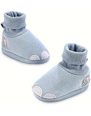 Disney Store Dumbo Baby Costume Elephant Soft Shoes Boys Girls (6-12M)