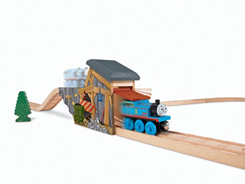 Fisher-Price Thomas & Friends Wooden Railway, Quarry Mine Tunnel Playset