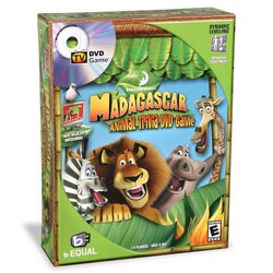 Madagascar DVD Game by Specialty Board Games