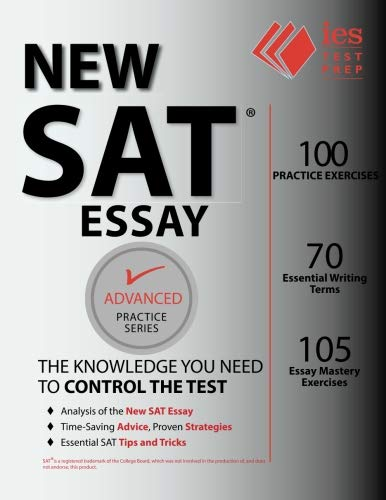 Best Writing Prompts - New SAT Essay Practice Book (Advanced