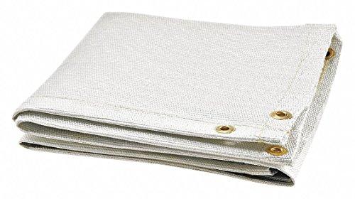 Steiner Uncoated Fiberglass Welding Blanket, 8 ft. H x 8 ft.W x 0.080