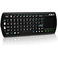 FAVI Mini Bluetooth Keyboard with Laser Pointer and Backlit Keys for Dell Chromebook (FE02BT-US18)