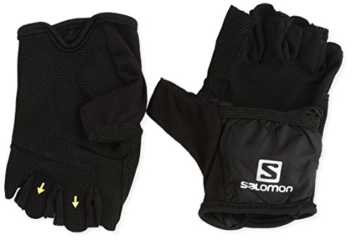 Mens Xt Wings (Salomon XT Wings WP Gloves, X-Large, Black)