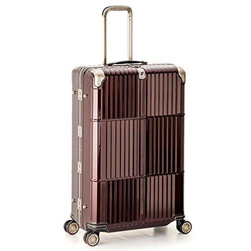 スーツケース | A.L.I (アジアラゲージ) departure (ディパーチャー) HD-509-30.5 フレーム B0718V22X4 シャイニングジュエリーレッド シャイニングジュエリーレッド