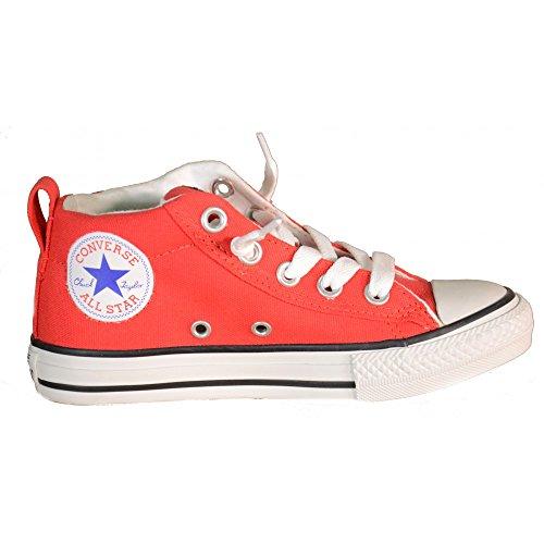 Converse - Converse All Star CT Street Cab Zapatillos Deportivos Rojo Tejido 637745C Rojo