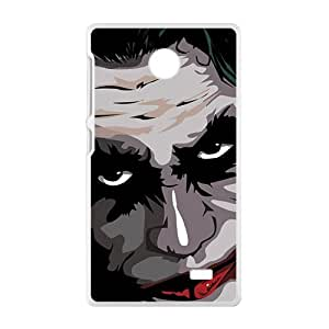 HWGL Scary clown Cell Phone Case for Nokia Lumia X
