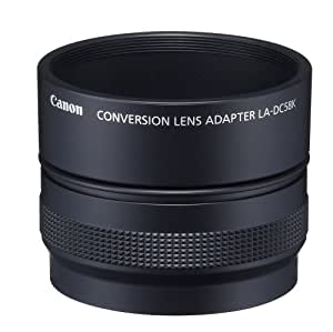 Canon LA-DC58K Conversion Lens Adapter for Canon G10 and G11 Digital Cameras