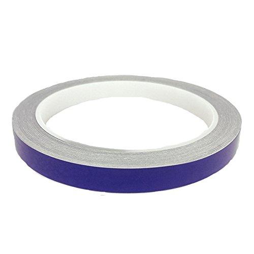 3M 610C Ruban Adhésif bande réfléchissante bande réfléchissante 10mm x 10m de contour bleu marquage