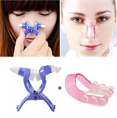 Make Up Beauty Tools - Nose Up Shaping Shaper Lifting Bridge Straightening Beauty Nose Clip Massage & Relaxation Drop Shipping Make Up Beauty - Straightening Up Nose Bridge
