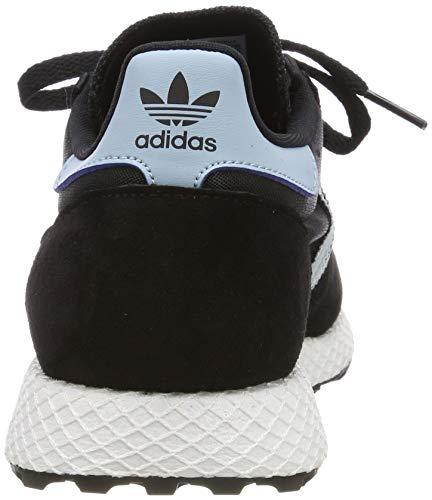 Mujer Para White Black ash W chalk Grey S18 White Zapatillas De Core Adidas Gimnasia core Negro Forest Grove f0qSRS