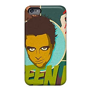 Excellent Hard Cell-phone Cases For Iphone 6 (RuJ15055iUQd) Provide Private Custom Attractive Green Day Skin