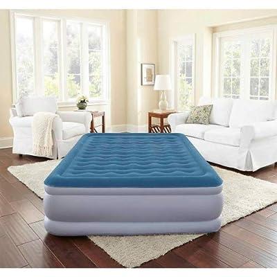 """Simmons Beautyrest Extraordinaire Raised iFlex 16"""" Air Bed Mattress"""