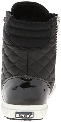 Superga Womens 2260 NY Quilt Synvarnw Fashion Sneaker Black dWZUoN
