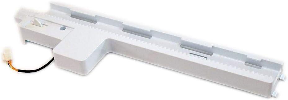 LG AEC73317801 Refrigerator Freezer Drawer Slide Rail Genuine Original Equipment Manufacturer (OEM) Part