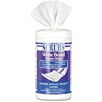ITW90891 - SCRUBS White Board Cleaner Wipes