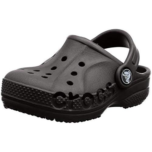 chollos oferta descuentos barato Crocs Baya Clog Kids Zuecos Unisex Niños Negro Black 001 19 20 EU