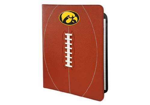 NCAA Iowa Hawkeyes Iowa Hawkeyes Classic Football Portfolio - 8.5