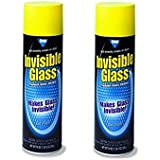 Stoner Premium Glass Cleaner for  Invisible Glass, 19 Ounce (2-Pack)
