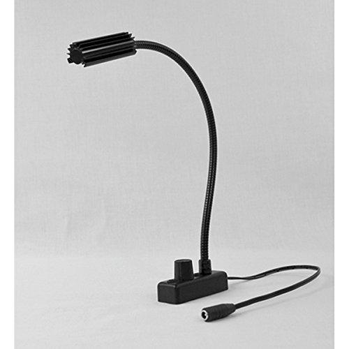 Littlite L-3/18 | High Intensity Lampset Permanent Mount 18 inch Gooseneck