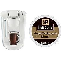 Keurig K-Select Coffee Machine + Peet's Coffee 32ct K-Cup Packs