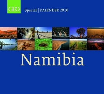 GEO Spezial: Namibia 2010