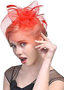 Sweepstakes: Fascinators Hat for Women Tea Party Headband...