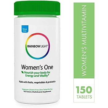 Amazon Com Rainbow Light Men S One Multivitamin 150 Tab