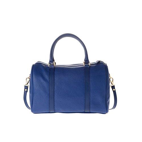Dudu - Sac porté épaule - Dollaro - Bowler bag - Bleu - Femme
