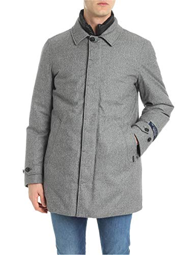 Grey Chukker Woolrich Chukker Cappotto Woolrich Solid Grey Grey Solid Chukker Cappotto Woolrich Woolrich Cappotto Solid gAU6wnZx