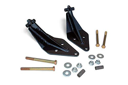 Rough Country Dual Front Shock Kit Fits 1999-2004 [ Ford ] Super Duty F250 F350 4WD 1402 Front Dual Shock Kit ()