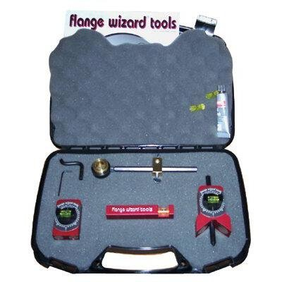 Lil' Wiz Tool Kits - lil' wiz case by Flange Wizard [並行輸入品] B0184WBFUE