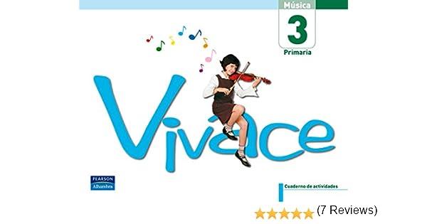 Vivace 3 pack cuaderno de actividades - 9788420551654: Amazon.es: Atance Ibar, Javier: Libros