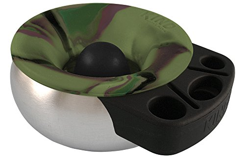 Kind Ash Cache Ashtray - New Updated Model - Various Colors ()